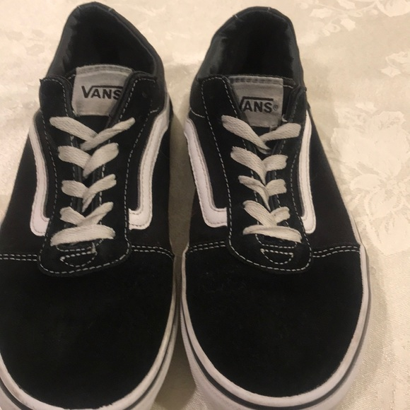 Vans Shoes | Sneakers Black And White